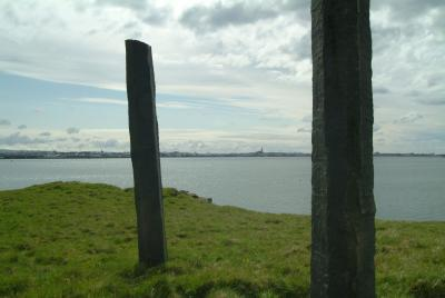 Milestones by Richard Serra