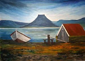 Íslendingurinn og hafið.