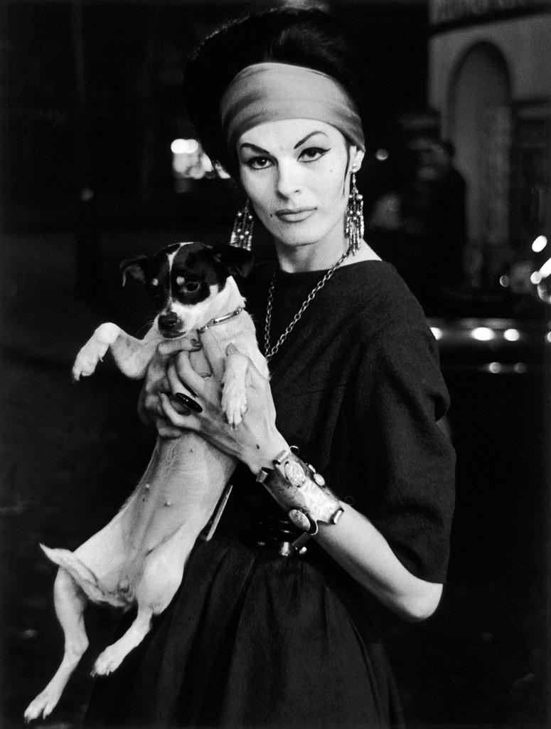 ©Christer Strömholm Estate, Jacky&Adèle Chanel gína, 1960
