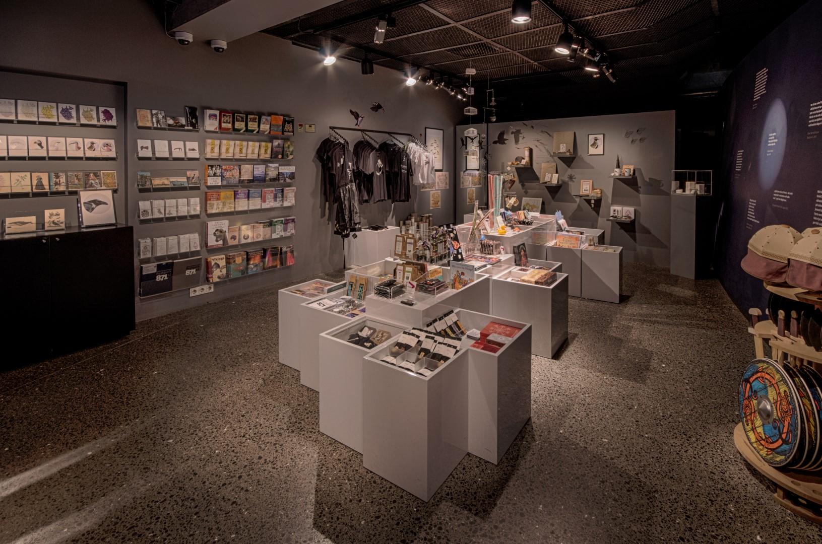 Safnbúð Landnámssýningarinnar / The Museum Shop